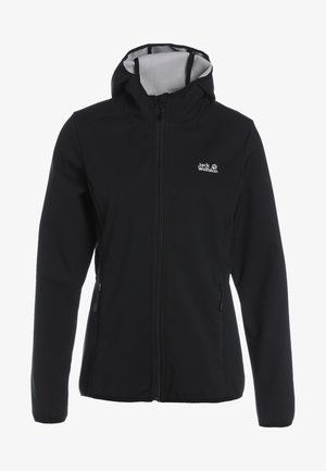 NORTHERN POINT - Softshelljakke - black
