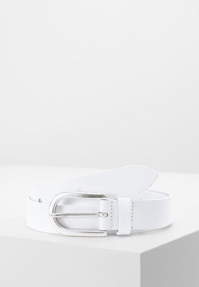 Belt business - weiß