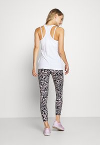 GAP - BREATHE TANK - Treningsskjorter - optic white - 2