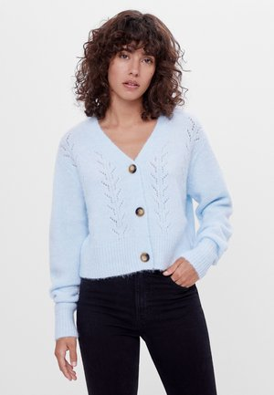 Vest - light blue