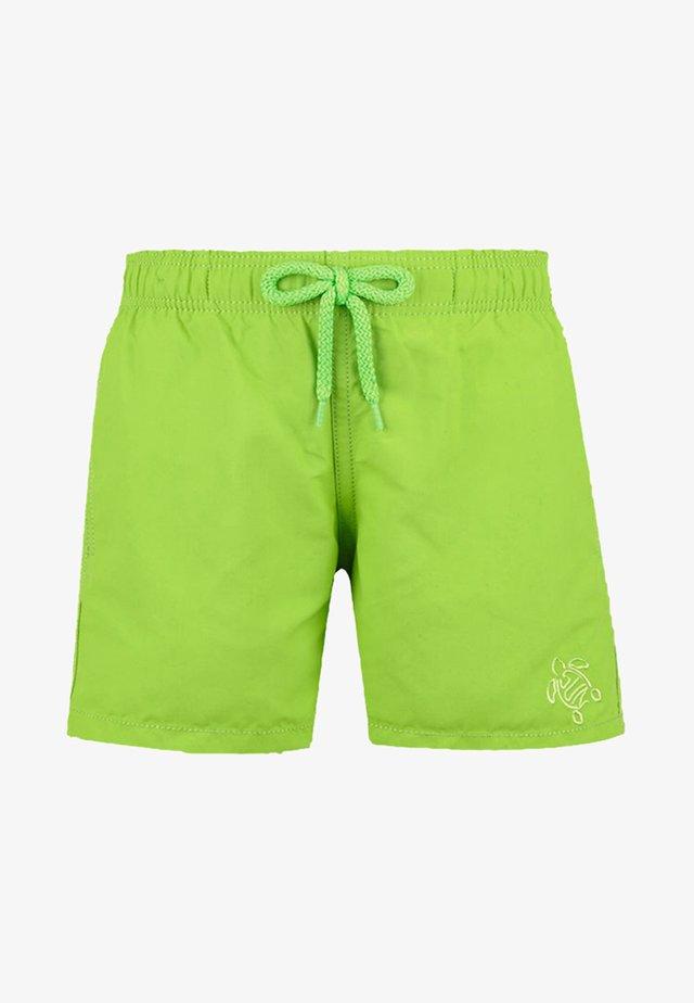 Swimming shorts - light green