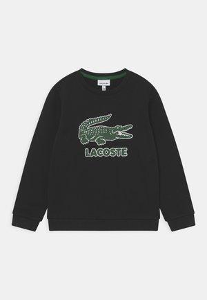 LOGO  - Sweatshirt - noir