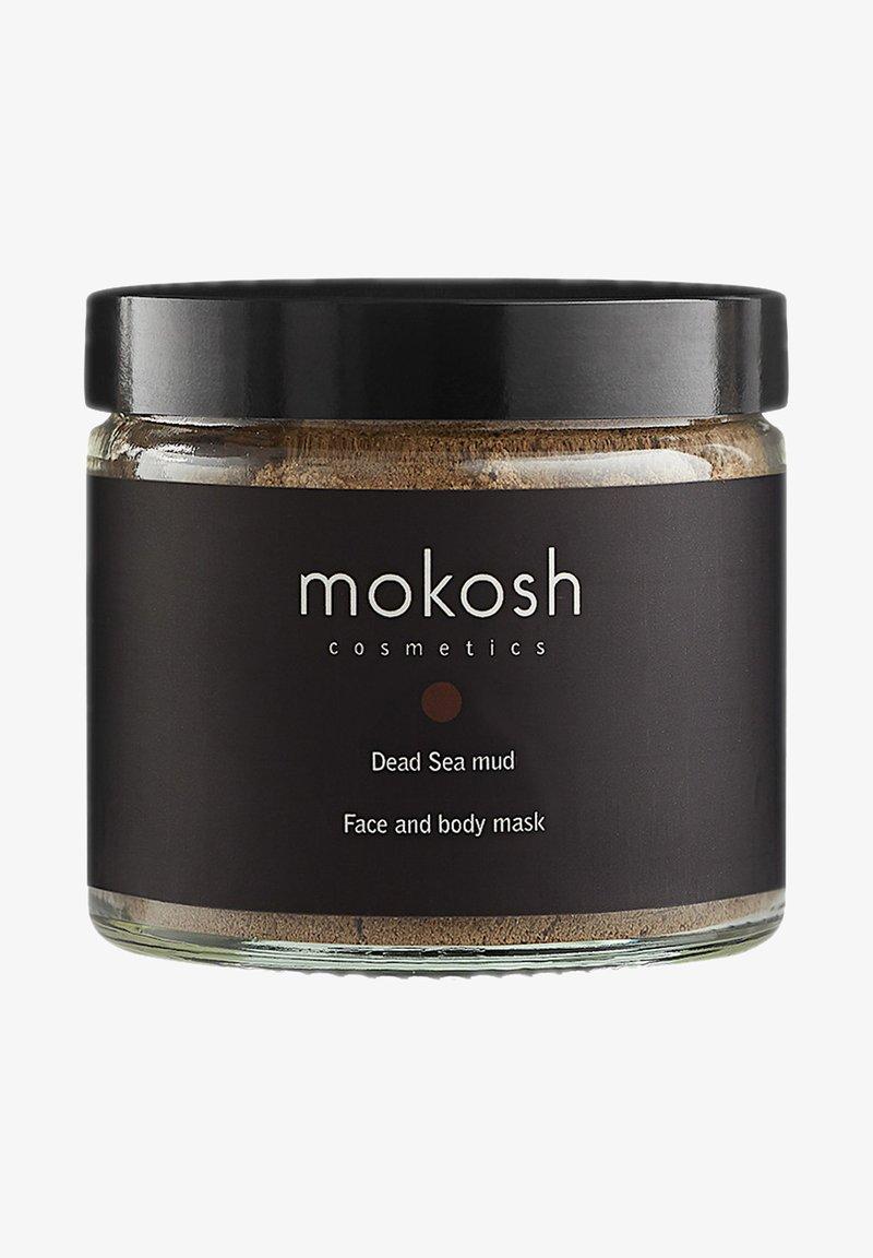 Mokosh - SCHLAMM VOM TOTEN MEER - GESICHTS- UND KÖRPERMASKE - Face mask - -