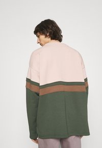 Martin Asbjørn - SAMUEL CREWNECK  - Sweatshirt - color block - 2