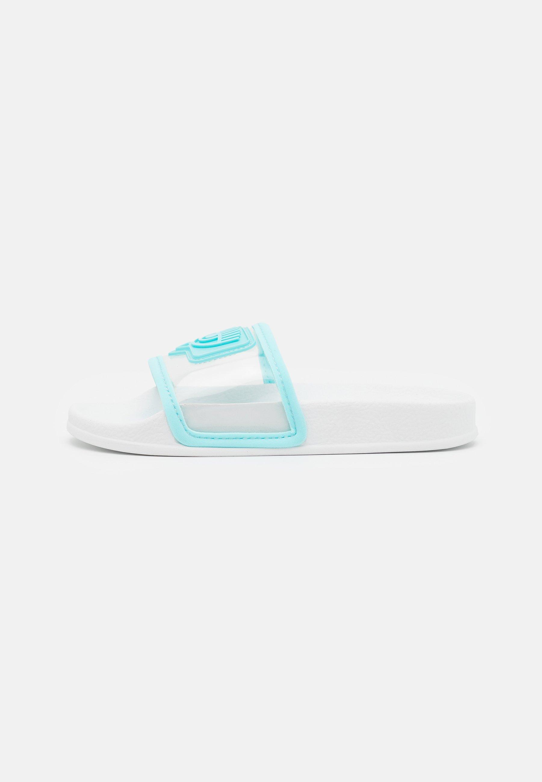 Enfant SLIDERS EYELIKE - Sandales de bain