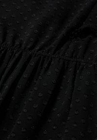Violeta by Mango - PUNTAS8 - Day dress - schwarz - 5