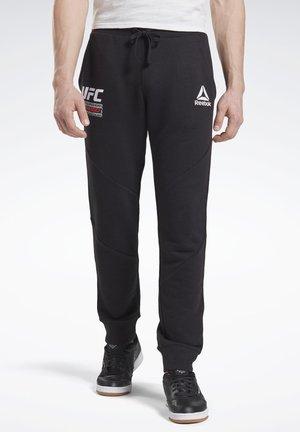 UFC FG FIGHT WEEK JOGGERS - Pantalon de survêtement - black