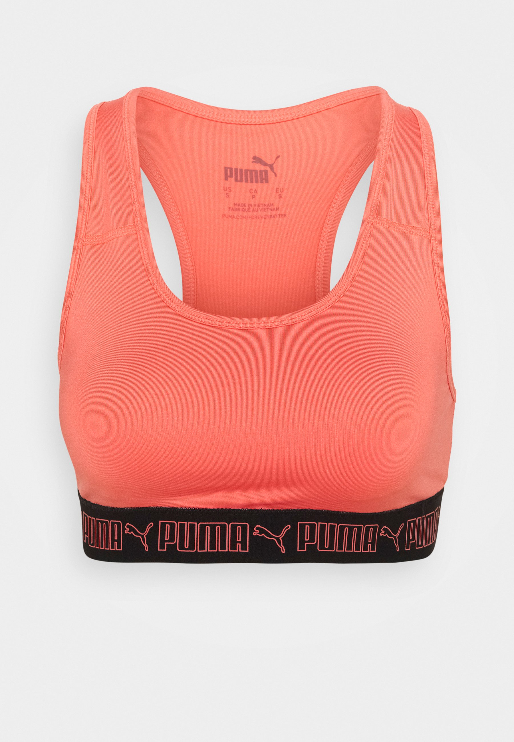 Women MID IMPACT ELASTIC PADDED BRA - Medium support sports bra