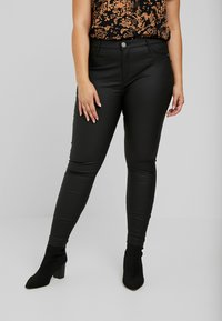 River Island Plus - Jeans Skinny Fit - black - 0