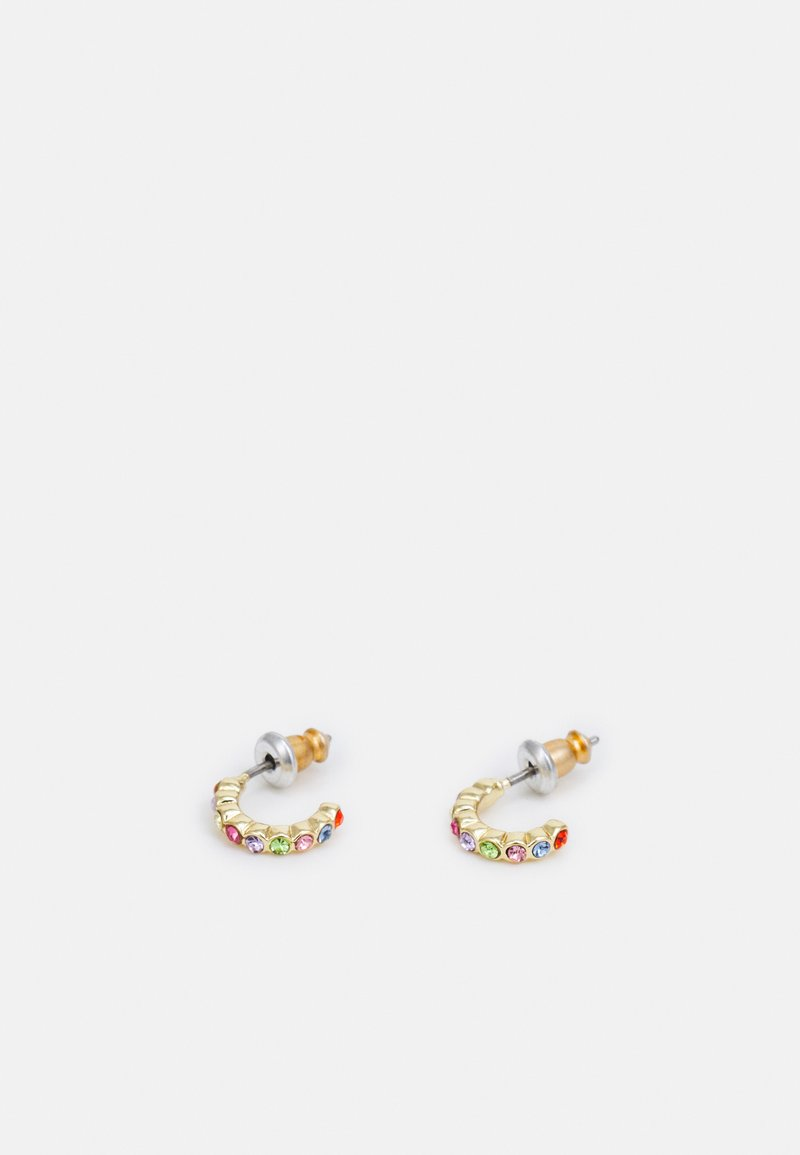 Pilgrim - EARRINGS - Earrings - gold-coloured