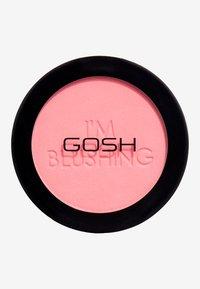Gosh Copenhagen - I'M BLUSHING BLUSHER - Blusher - 002 amour - 1