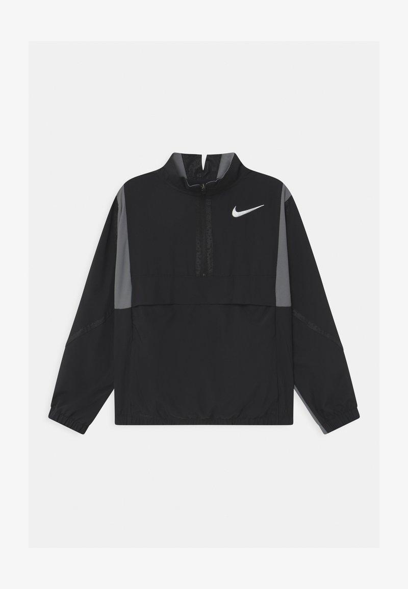 Nike Performance - CROSSOVER  - Sportovní bunda - black/smoke grey