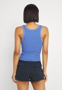 BDG Urban Outfitters - SCOOP TANK - Topper - blue - 2