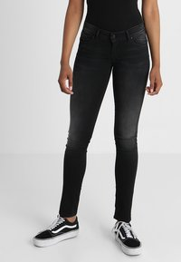 Kaporal - LOKAH - Slim fit jeans - black denim - 0