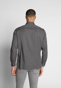 Levi's® - JACKSON WORKER - Camicia - forged iron - 3