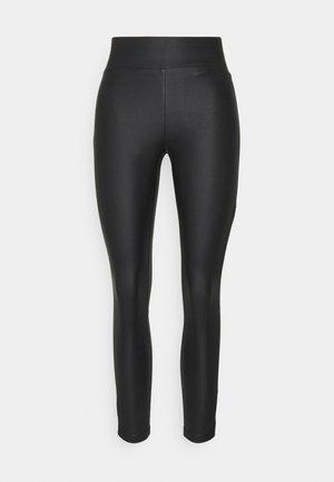 PAM - Leggings - Trousers - black