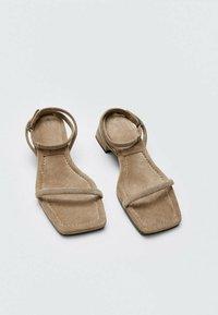 Massimo Dutti - Sandals - brown - 2