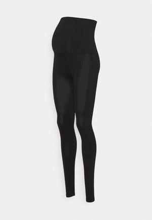 POST NATAL SUPPORT - Leggings - Trousers - black