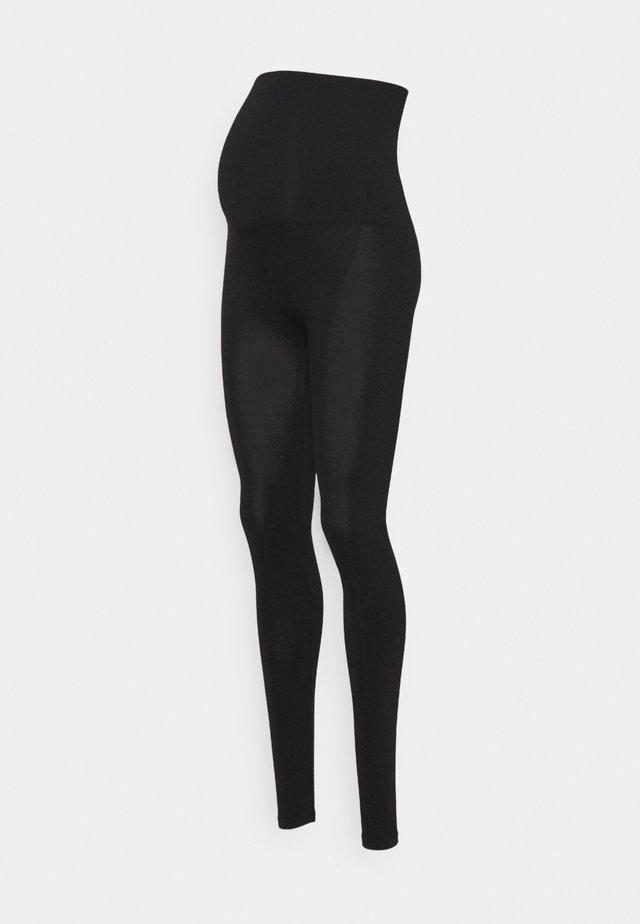 POST NATAL SUPPORT - Leggings - Trousers - black