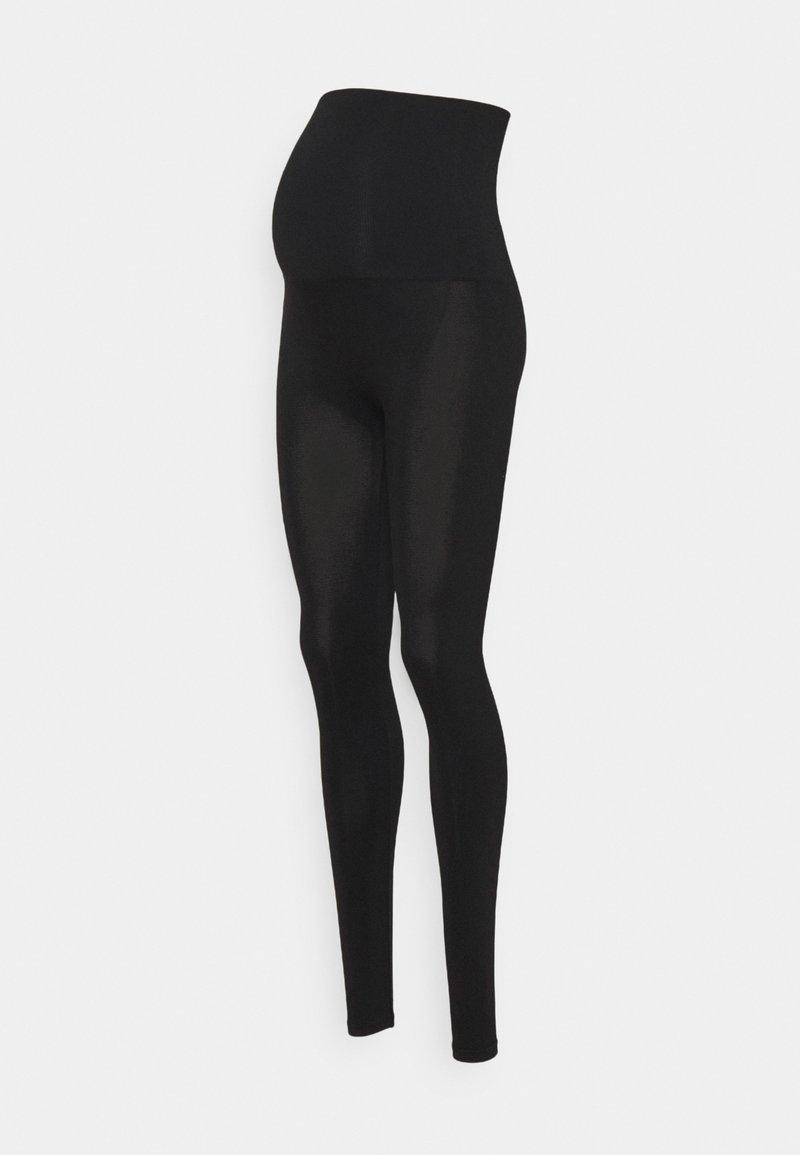 JoJo Maman Bébé - POST NATAL SUPPORT - Leggings - Trousers - black