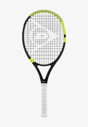 Tennis racket - schwarz und gelb