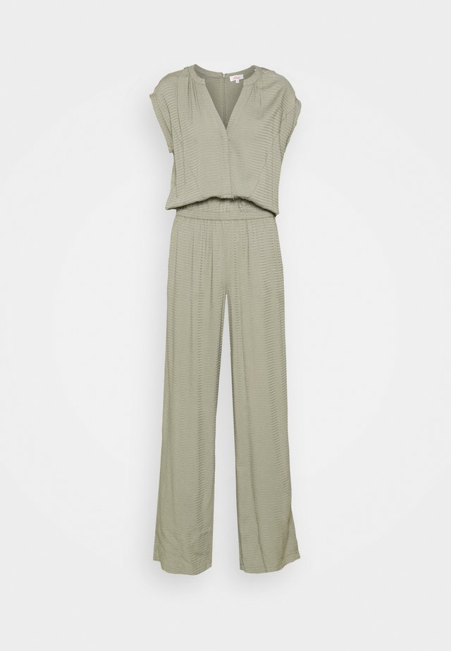 OVERALL LANG - Jumpsuit - khaki