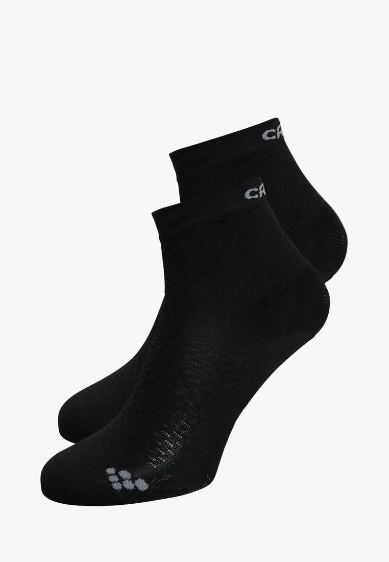 Craft - 2 PACK - Sports socks - black