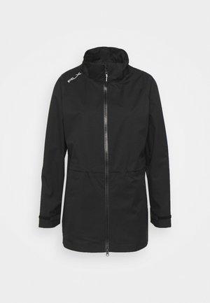 DELUGE UNLINED-JACKET - Outdoor jacket - black