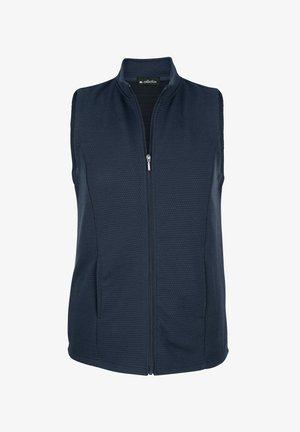 Waistcoat - marineblau