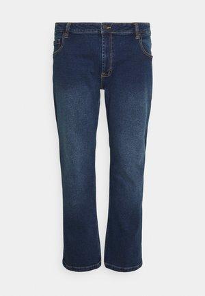 MR RED - Straight leg jeans - dark blue