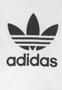 adidas Originals - TEE SET UNISEX - Shorts - white/black - 3