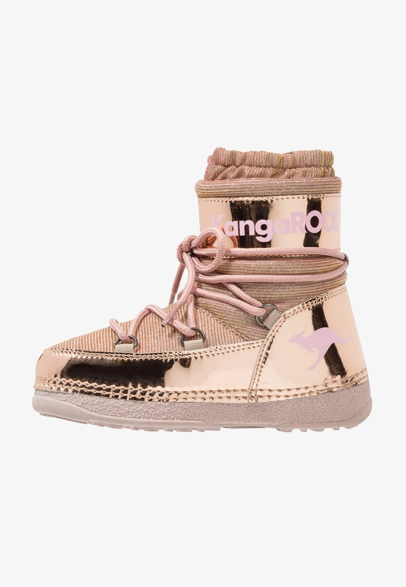 KangaROOS - K-MOON - Winter boots - dusty rose