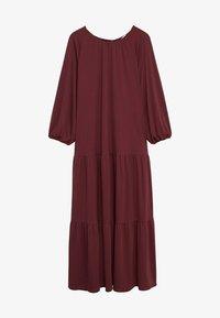 Violeta by Mango - Day dress - granatrot - 5