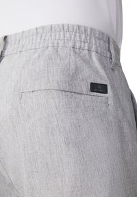 Strellson - BASHY - Trousers - beige meliert - 3