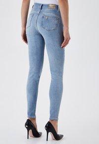 LIU JO - Jeans Skinny Fit - blue denim - 2