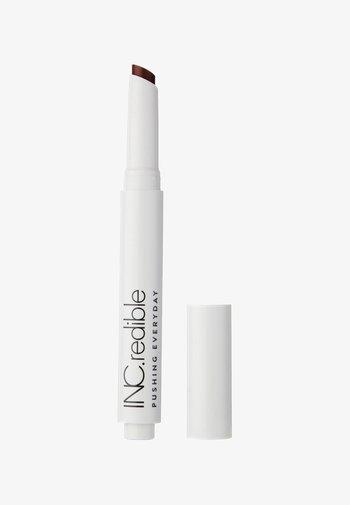 INC.REDIBLE PUSHING EVERYDAY SEMI MATTE LIP CLICK LIPSTICK - Lipstick - 10050 uh hullo!
