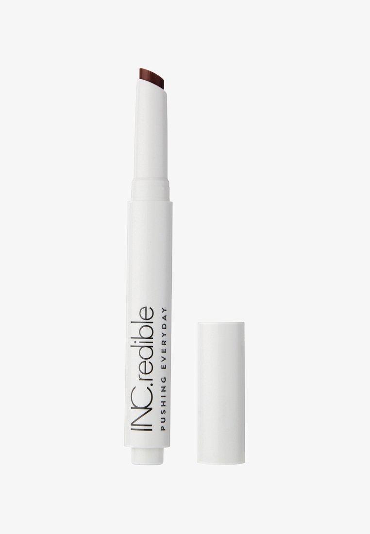 INC.redible - INC.REDIBLE PUSHING EVERYDAY SEMI MATTE LIP CLICK LIPSTICK - Lipstick - 10050 uh hullo!