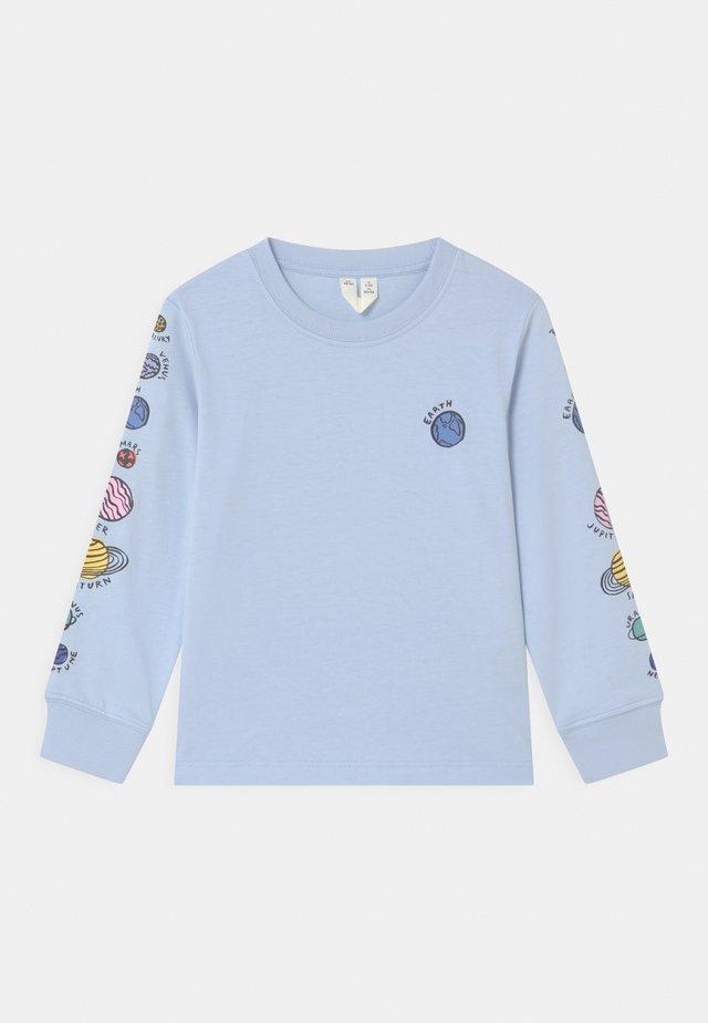 Maglietta a manica lunga - blue