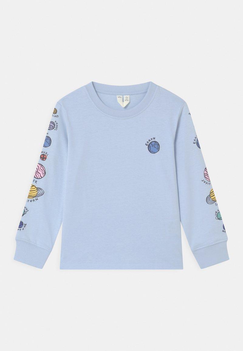 ARKET - Top sdlouhým rukávem - blue