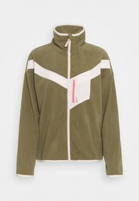 Roxy - Fleece jacket - covert green - 0