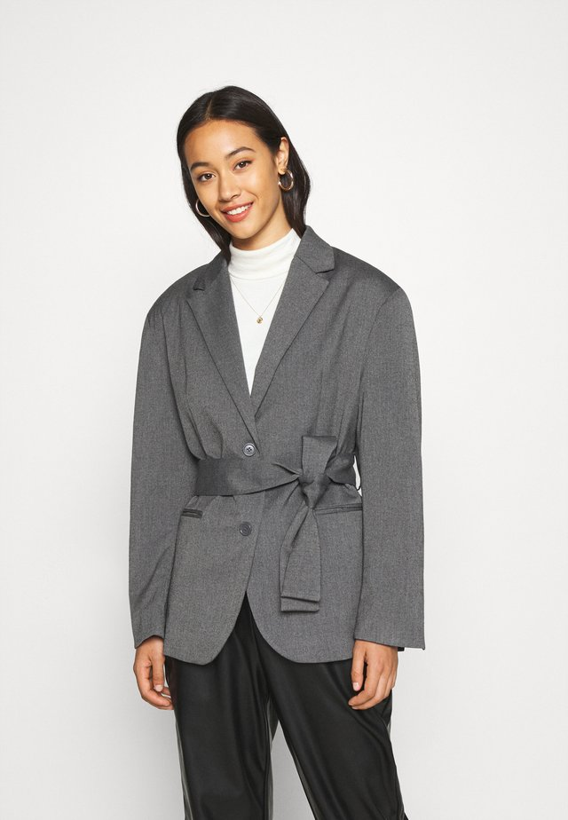 GABI - Manteau court - grey