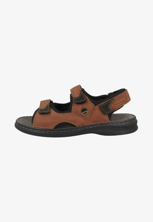 FRANKLIN - Walking sandals - brown