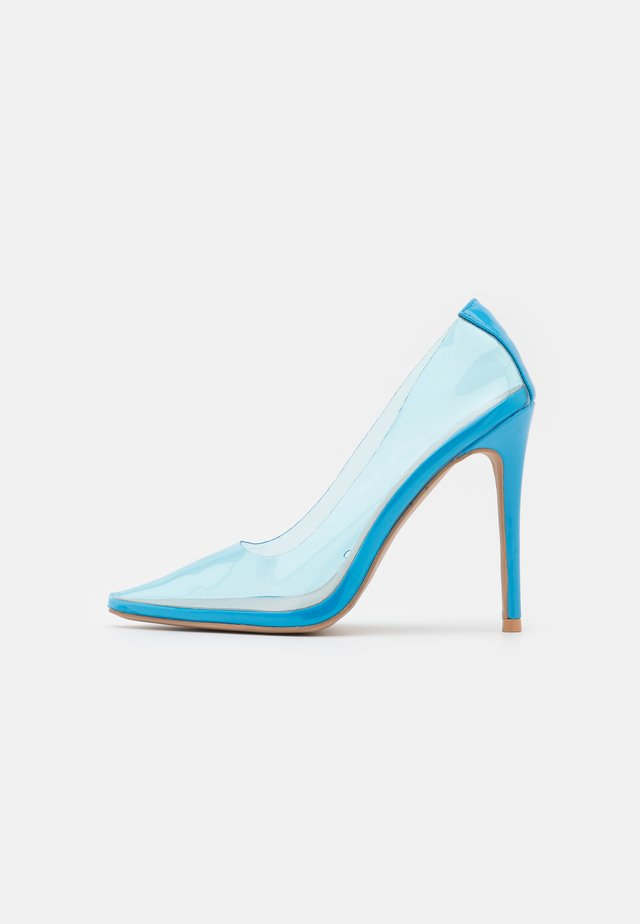 ELDA - Lodičky na vysokém podpatku - blue