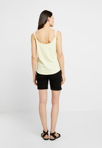 edc by Esprit - Top - light yellow - 2