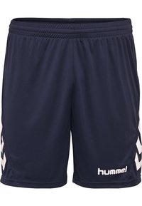 Hummel - Sports shorts - marine - 3