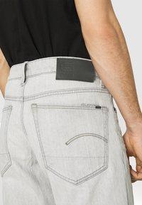G-Star - 3301 STRAIGHT TAPERED - Straight leg jeans - sun faded iron - 5