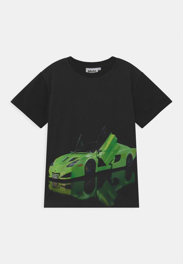 RAME - T-shirts med print - black