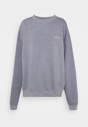 CREWNEWCK  - Sweatshirt - pacific blue