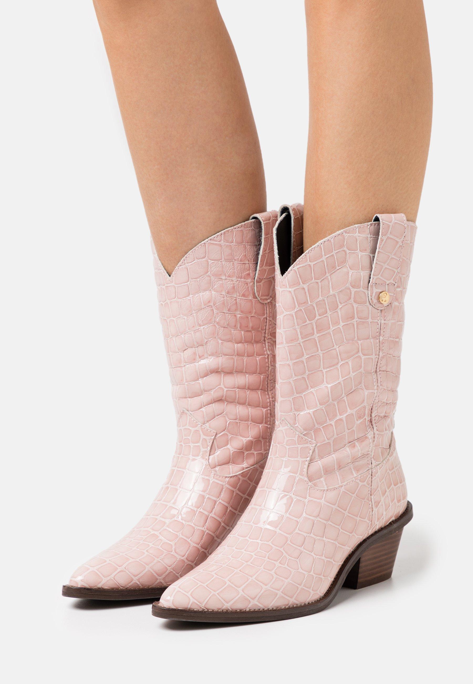 Women HOLLY MID HIGH - Cowboy/Biker boots