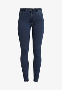 Vero Moda - VMJULIA FLEX IT - Jeans Skinny Fit - dark blue denim - 5